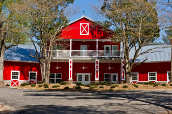 Big Red Barn Retreat offers a place of peace for those most in need of healing